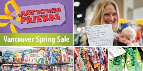 Spring Sale Event June 14-16 JBF VANCOUVER  tickets