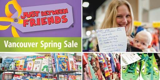 Spring Sale Event June 14-16 JBF VANCOUVER