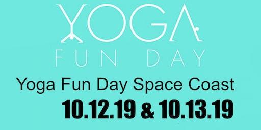 Yoga Fun Day The Space Coast's Yoga Festival