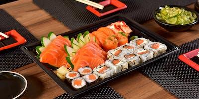 Adult Cooking: Sushi & Sashimi