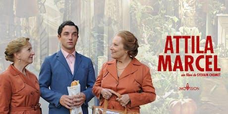 Tuesday French Movie Night: Attila Marcel billets