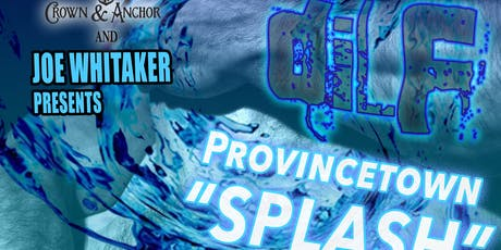 "DILF APP Provincetown Bear Week 2019 ""SPLASH"" Pool Party by Joe Whitaker tickets"