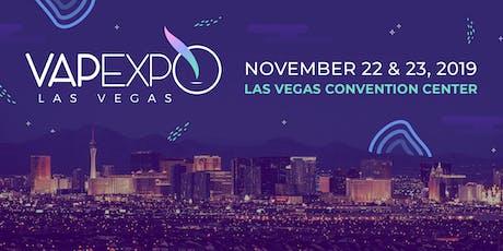 Vapexpo Las Vegas 2019! tickets