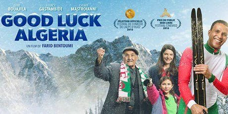 Tuesday French Movie Night: Good Luck Algeria billets