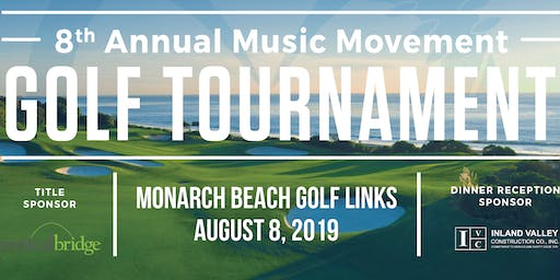8th Annual Music Movement Charity Golf Tournament