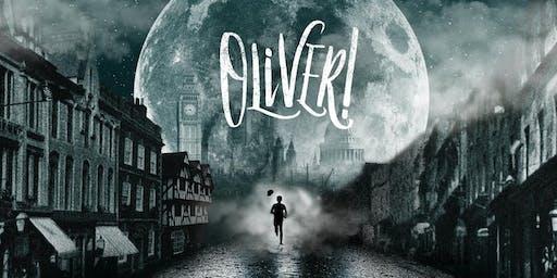 Oliver! on Thursday 15 August