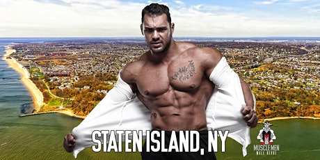Muscle Men Male Strippers Revue & Male Strip Club Shows Staten Island NY 8 PM-10 PM