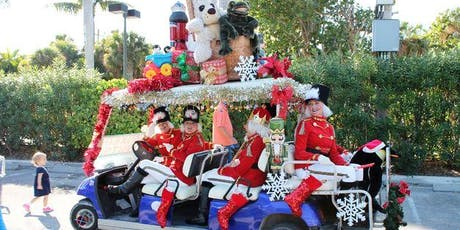Holiday Golf Cart Parade tickets