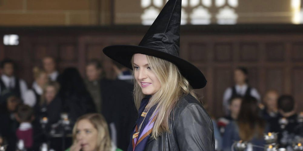 Auckland: The Wizard's Halloween Brunch & Dinner II Tickets, Sat