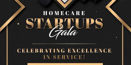 Home Care Startups Gala tickets