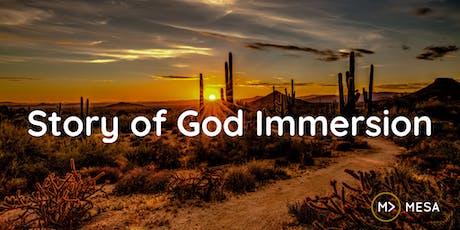 Story of God- July 13 tickets