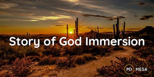 Story of God- July 13