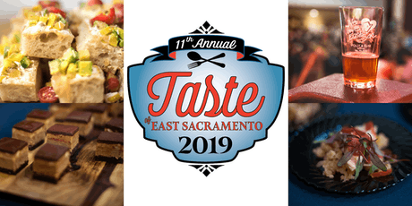 Taste of East Sacramento tickets