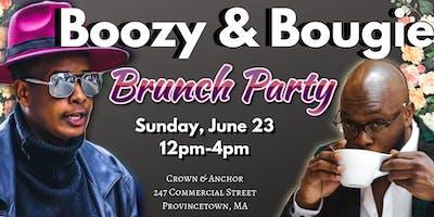 Boozy & Bougie
