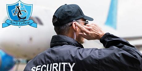 Certificate II in Security Operations (CPP20218) - Toowoomba tickets