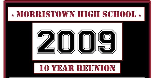Morristown High School Class of 2009 - 10 Year Reunion