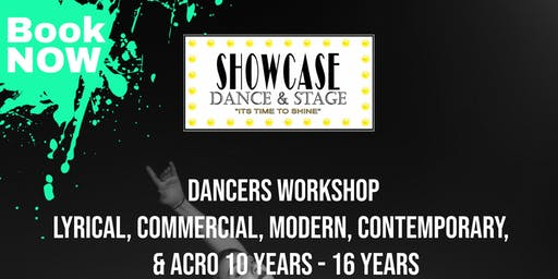 Dancers Intensive Summer Workshop