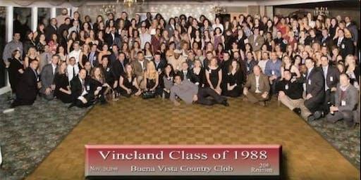 VHS Class of 88 Reunion