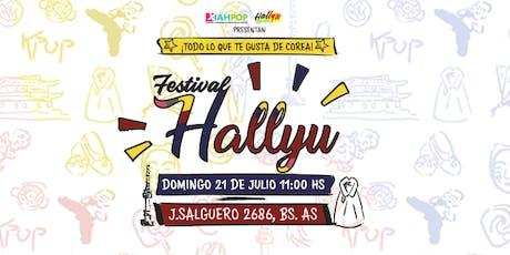 Festival Hallyu Buenos Aires 2019 ¡Todo lo que te gusta de Corea! entradas