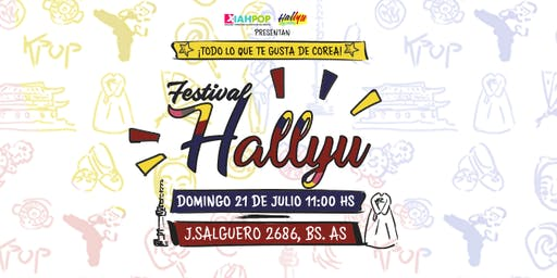 Festival Hallyu Buenos Aires 2019 ¡Todo lo que te gusta de Corea!