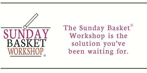 Sunday Basket Workshop Online (Canadian)