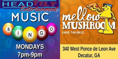 Music Bingo at Mellow Mushroom - Decatur, GA