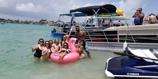 #BOAT PARTY SOUTH BEACH(With drinks)