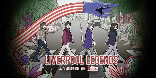 Liverpool Legends: Tribute to The Beatles