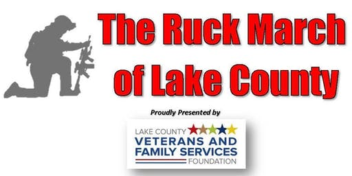 Volunteers for The Ruck March of Lake County
