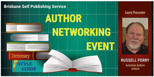 Author Networking Event – hosted by Brisbane Self Publishing Service