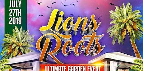 Lions Roots Ultimate Garden Event tickets