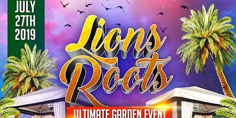 Lions Roots Ultimate Garden Event