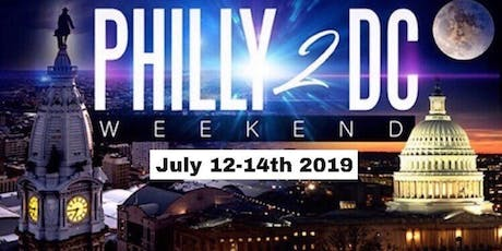 Philly 2 D.C Weekend 2019 tickets