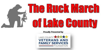 Sponsorships and Donations for the Ruck March of Lake County