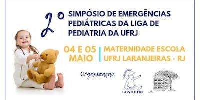 II Simpósio de Emergências Pediátricas da Liga de Pediatria da UFRJ