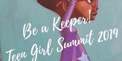 Be a Keeper! Teen Girl Summit 2.0