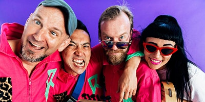 Rock A Bye Baby ft. REGURGITATOR'S POGOGO SHOW (all ages - alcohol free)