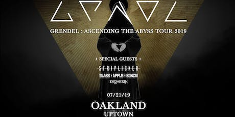 Grendel: Ascending the Abyss 2019 tickets