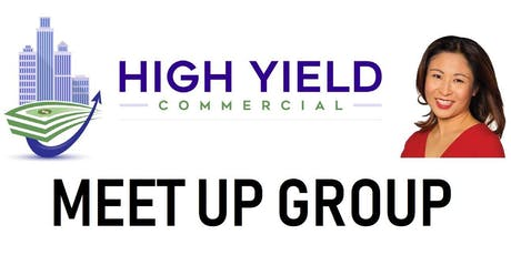 HIGH YIELD Commercial Property Meet Up Group - Brisbane tickets