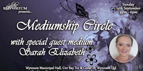 Psychic & Spiritual Fair - Mediumship Circle with Sarah Elizabeth tickets