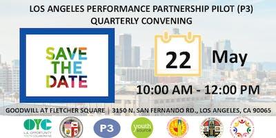Los Angeles P3 Quarterly Convening