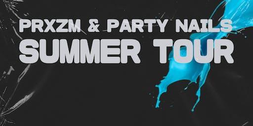 Party Nails & PRXZM