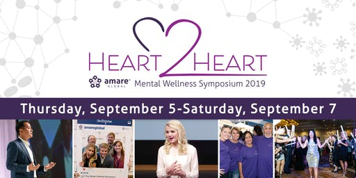 Amare Global HEART2HEART Mental Wellness Symposium 2019