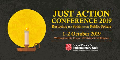 Just Action 2019 ~ Restoring the Spirit to the Public Sphere tickets