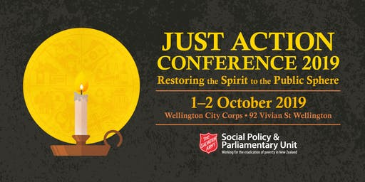Just Action 2019 ~ Restoring the Spirit to the Public Sphere
