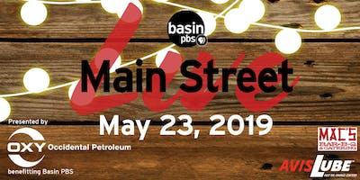 Basin PBS - Main Street Live