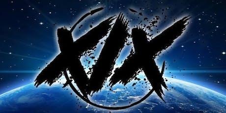 XIX w/ Broken3angle tickets