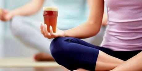 Breathe, Bend & Beer! (an untapped yoga experience) tickets
