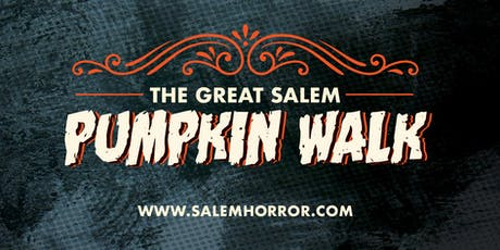 The Great Salem Pumpkin Walk tickets