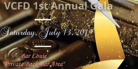 VCFD 1st Annual Gala tickets